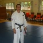 Black belt grading 3rd October 2010